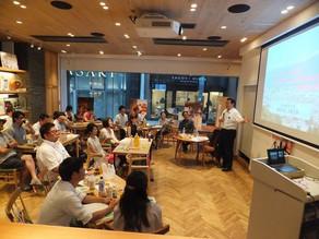 銀座NAGANOにて「飯田ミライ会議」に参加しました