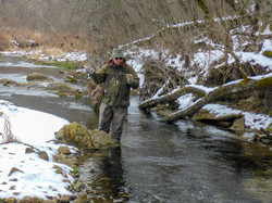 January Fishing