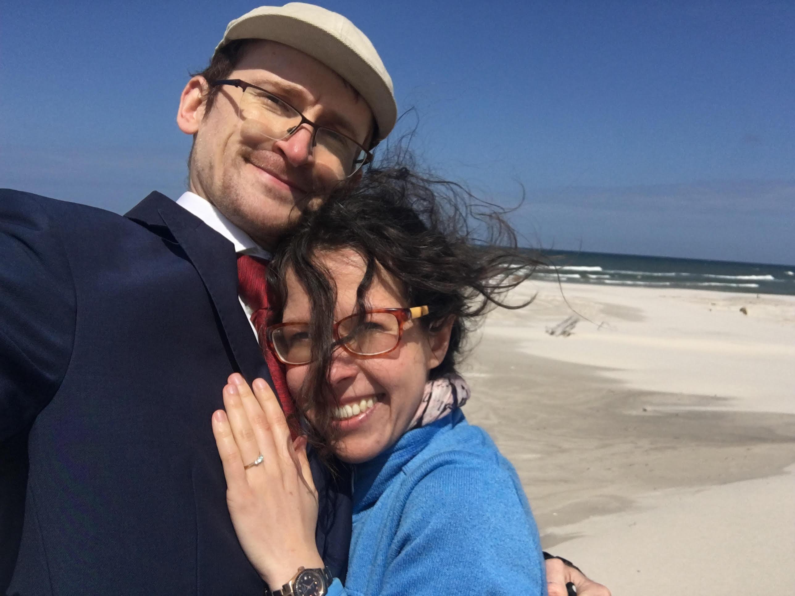 Zaręczyny w Wierzchucinie