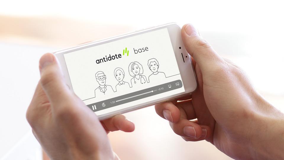 Antidote –Motion graphics