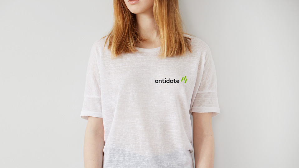 Antidote –Promotional products