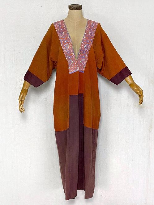 Re-constructed Japanese Kimono Robe