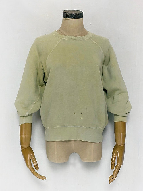 Natural Dyed Vintage Sweatshirts