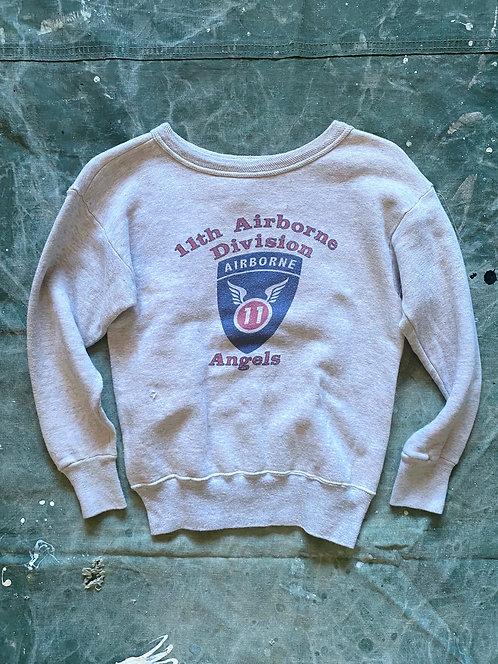 50's 11th Airborne Division Sweatshirts
