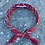 Thumbnail: Mud Dyed Neck Tie Bandana Wine Red