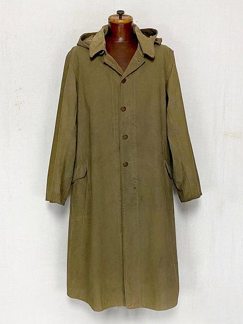 VINTAGE 1940's Japanese Military Rain Coat