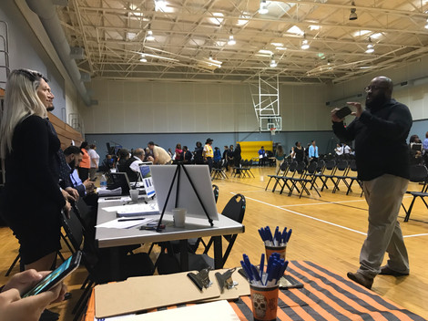 Turnaround Houston Disaster Recovery Hiring Fair