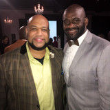 Samuel and Making It Better founder, Jerry Davis