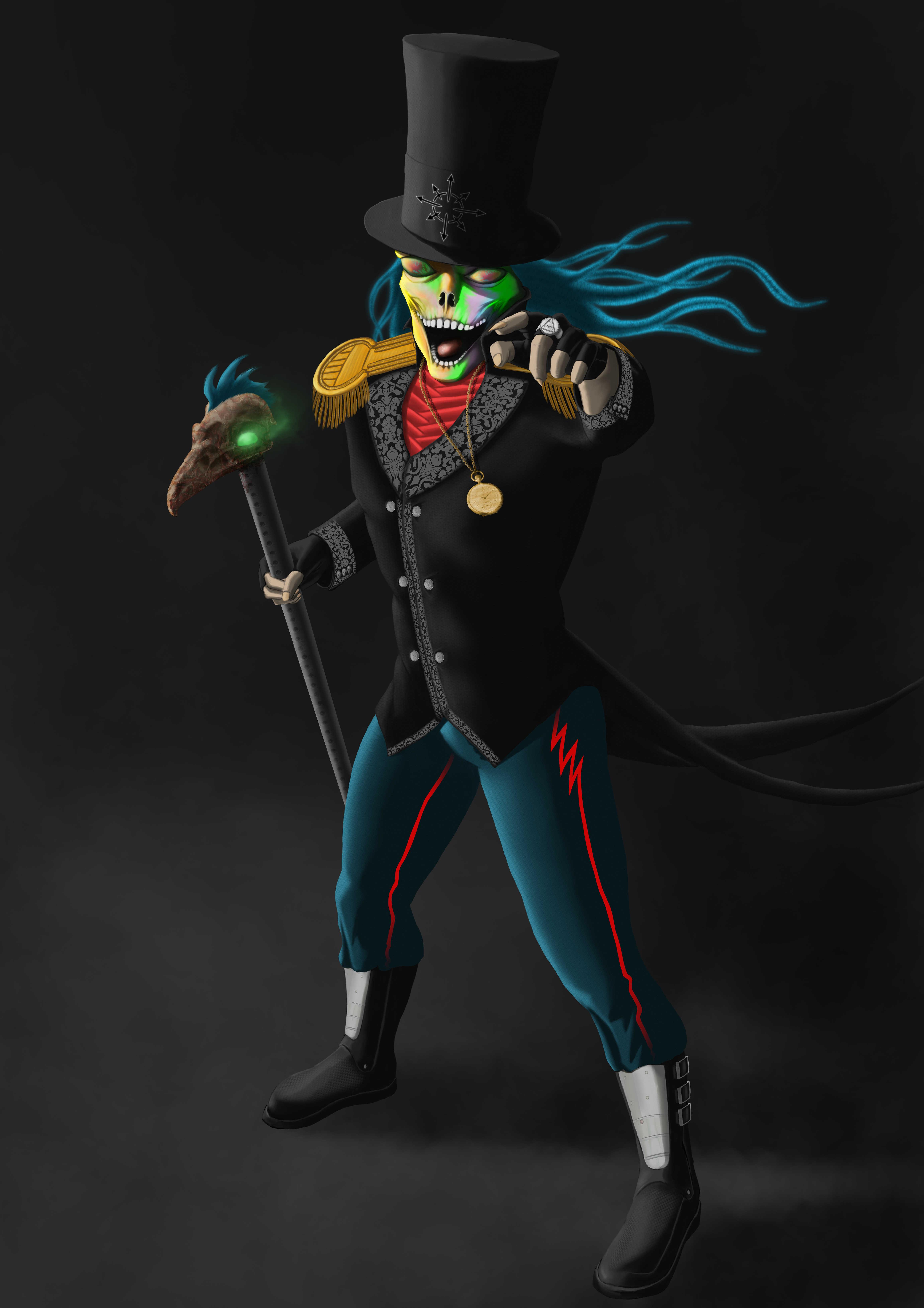 Mr Black 66wix