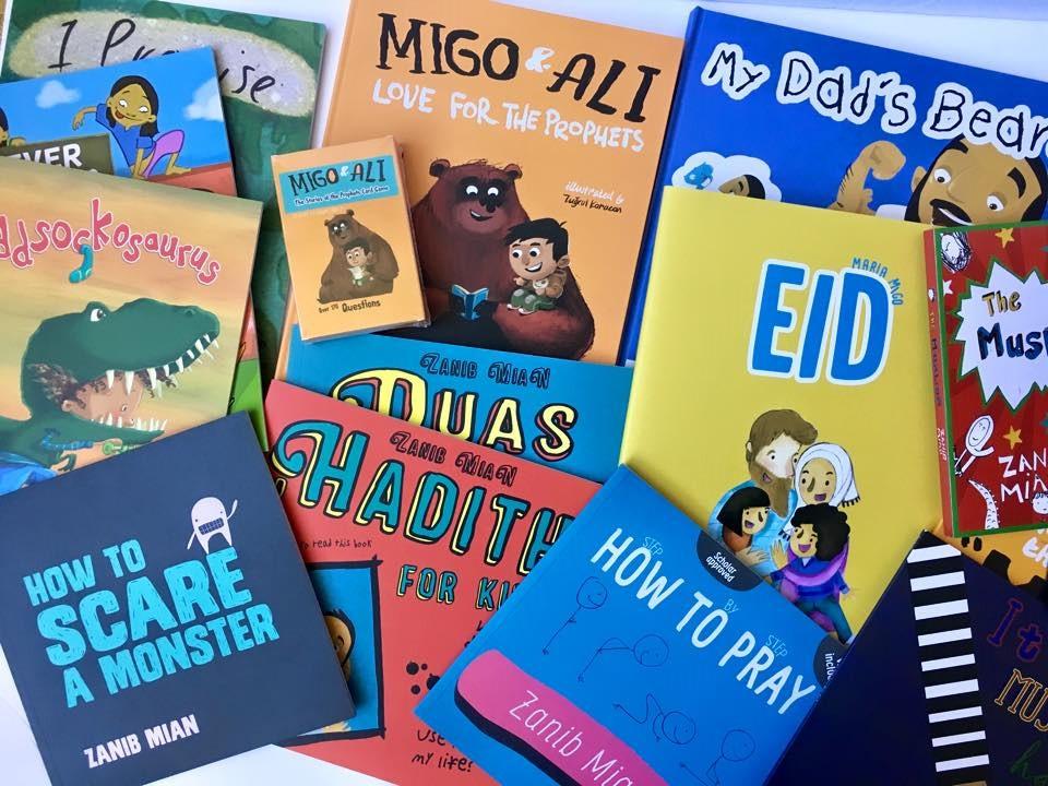 Zanib Mian books