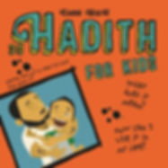 Islamic children's Hadith Book by Zanib