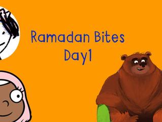 Ramadan with Muslim Children's Books - Day 1