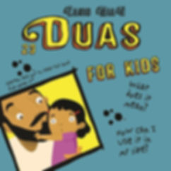 Islamic dua book for children