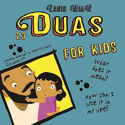 Islamic dua book for children