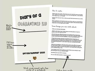 Diary of a Quarantined Kid