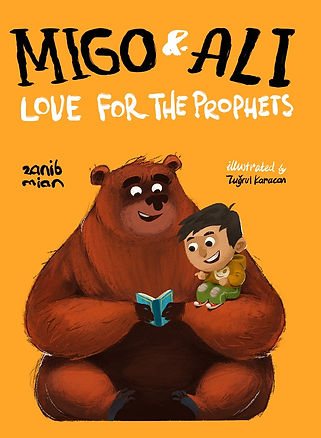 Migo & Ali Stories of the prophets children's islamic book