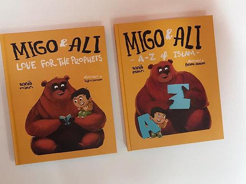 Migo & Ali Saver Set 15%Off