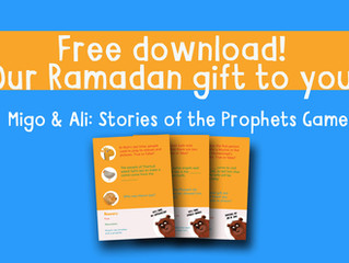 Stories of the Prophets Ramadan Gift