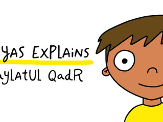 Laylatul Qadr - If You're Not Looking For It, You Should Be