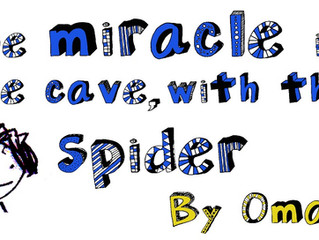 The story of the Prophet (saw), with the cave and the spider