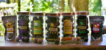 Wholesale Bliss Balls in Glass Jars Coun