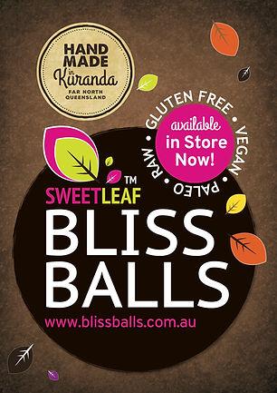 Wholesale Stockists Sweet Leaf Bliss Balls