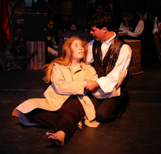 """""""A Little Fall of Rain"""" at the Academy Playhouse"""