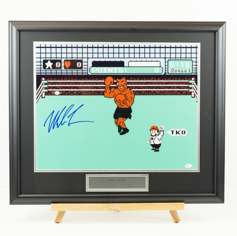 Mike Tyson  Punchout