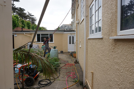 Window Cleaning Budleigh