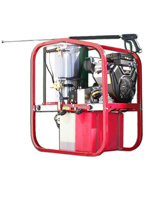 HOT WATER PRESSURE WASHER WITH DIESEL ENGINE – 4.0 GPM