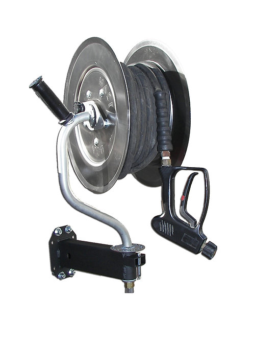 PIVOTING HOSE REEL – UP TO 400 F