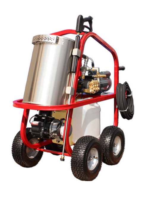 HOT WATER PRESSURE WASHER – 3.4 GPM