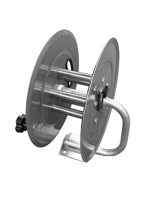 HIGH PRESSURE HOSE REEL – UP TO 400 F