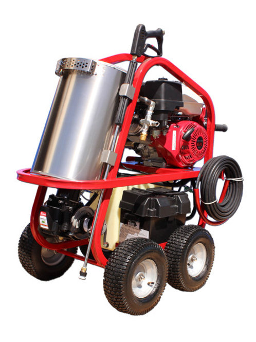 HOT WATER PRESSURE WASHER – 3.0 GPM