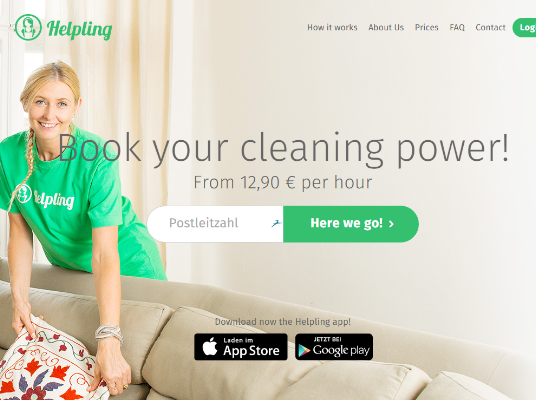 Helpling: 5 reasons we invested…