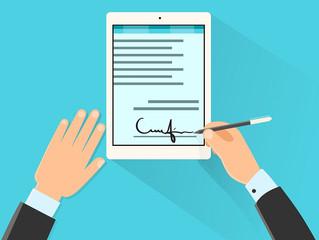 Contratos digitais: apenas um meio ou nova modalidade contratual?