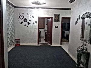 من المالك مباشرة شقة في جبل النصر - حي عدن ، مساحة الشقة 110 متر مربع