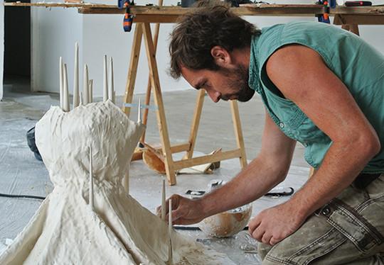 matthieu griesmann art visuels sculpture art contemporain