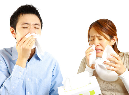 What is allergy rhinitis?