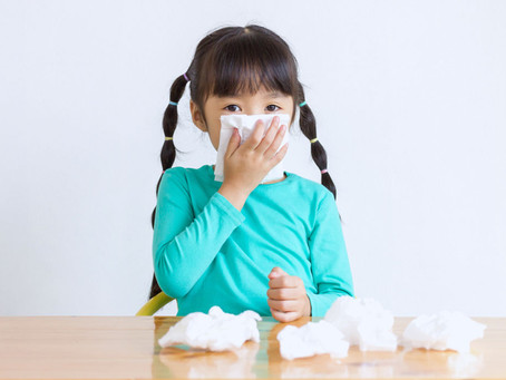 Anak selesema terlalu lama tidak lekas sembuh? Anak anda kemungkinan mengidap jangkitan sinus.