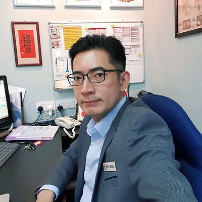 Photo of Dr Cheong, one of the top ENT specialist in JB (Johor Bahru);  ENT specialist near me; Dr Cheong is the owner of the ENT Clinic in KPJ Pasir Gudang.