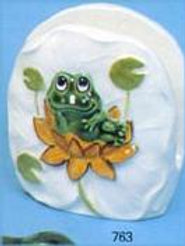 Ross Frog Napkin Holder