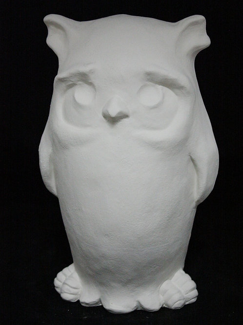 Tall Plain Owl
