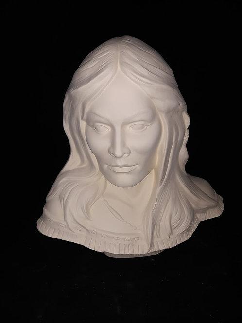 Provincial Cheyenne Maiden