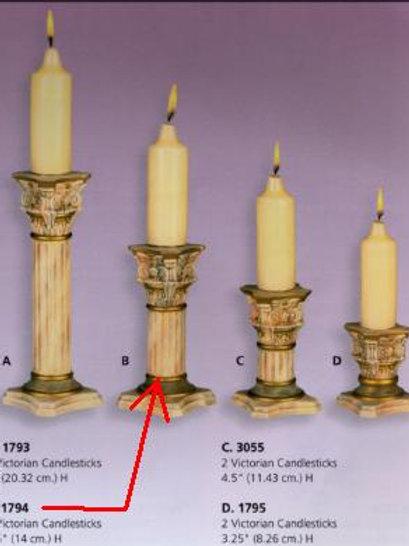 Scioto Victorian Candlesticks