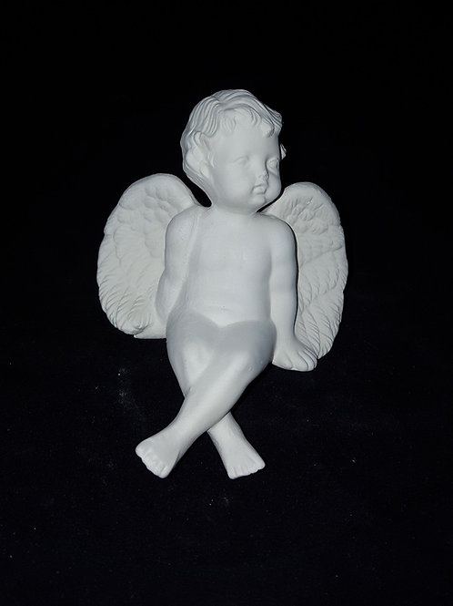 Cherub Looking Left