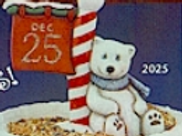 Clay Magic December 25 Polar Bear