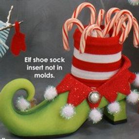 Clay Magic Elf Shoe Left