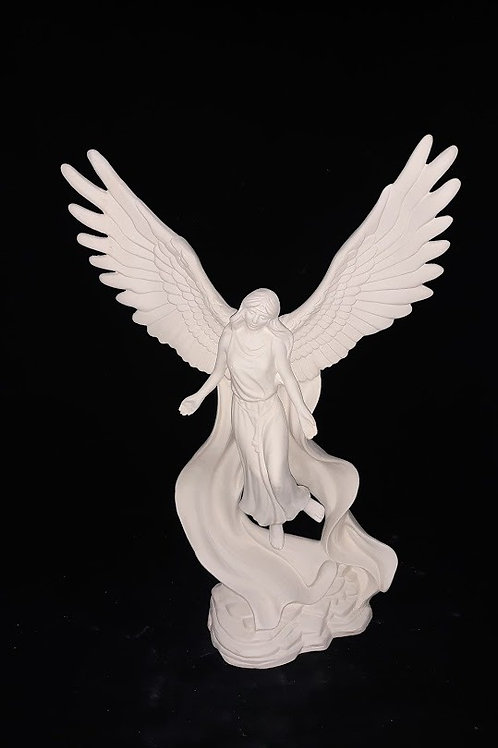 Medium Angel w/Wing Stand