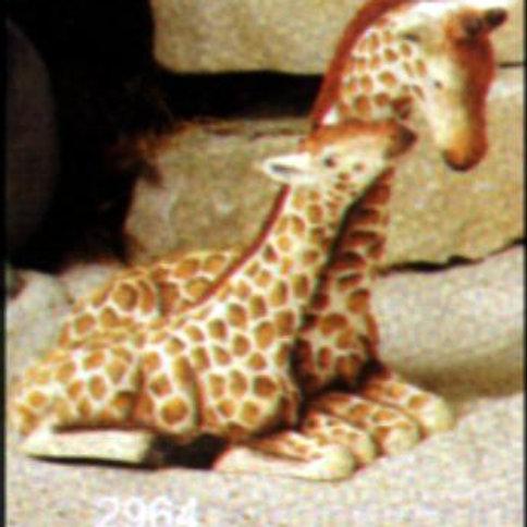 Scioto Small Nurturing Giraffes